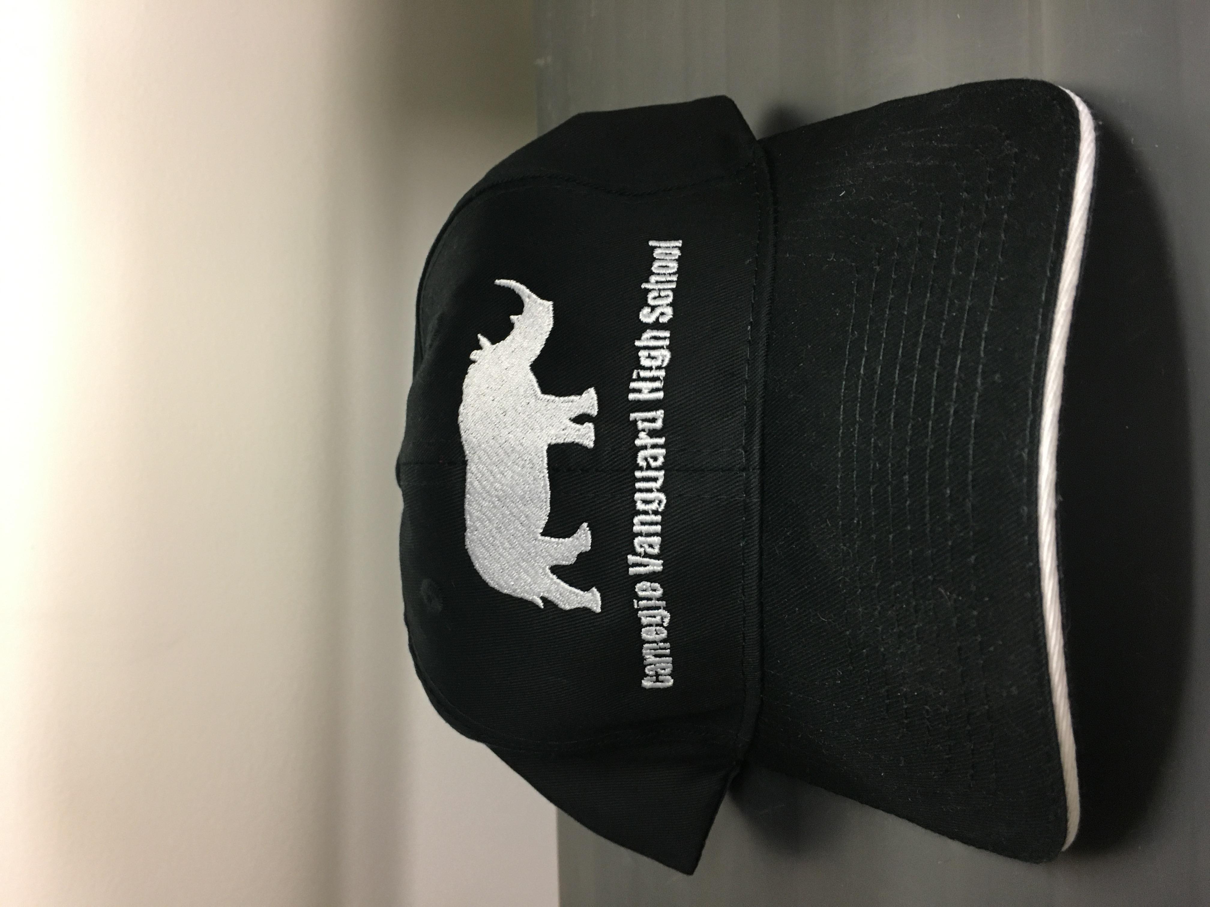 CVHS CAP BLACK