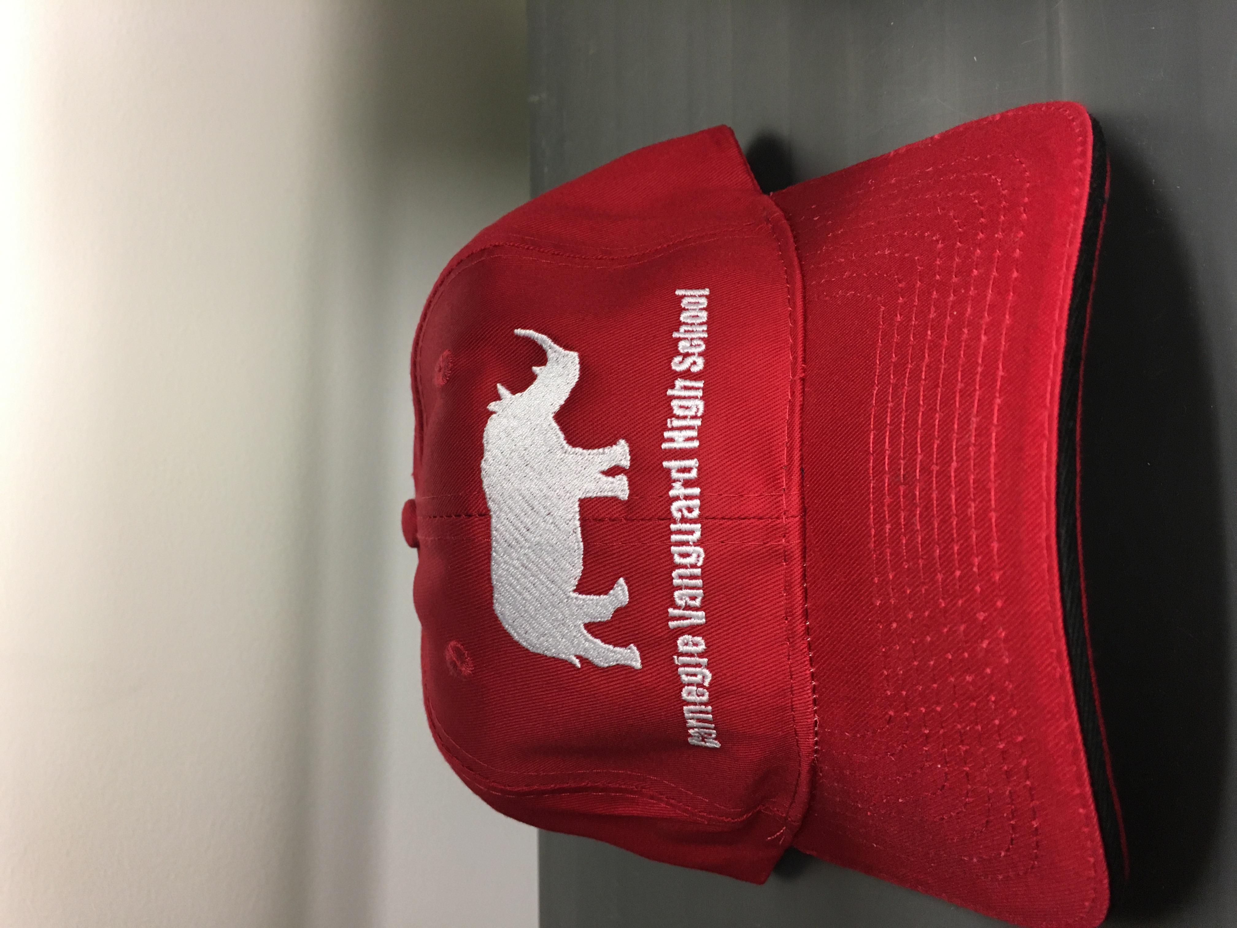 CVHS CAP RED