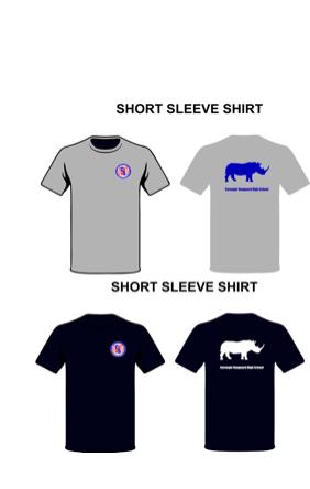 NEW CVHS Short Sleeve T-Shirt, Black