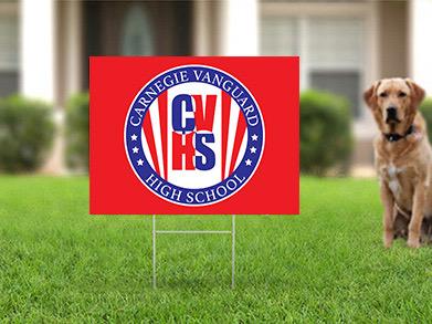 CVHS Yard Signs